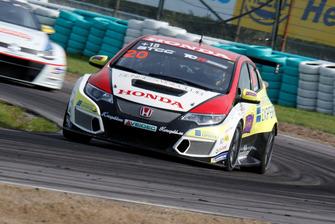 Mattias Andersson, Honda Civic TCR
