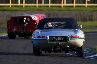 Kinrara Trophy, Jon Minshaw, Phil Keen, Jaguar E Type