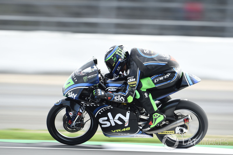 Dennis Foggia, Sky Racing Team VR46