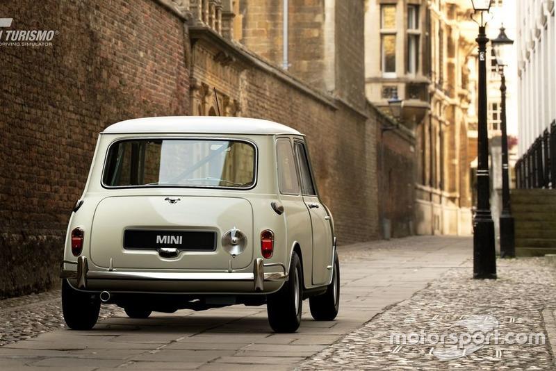 Mini-Cooper 'S' '65 (N100)