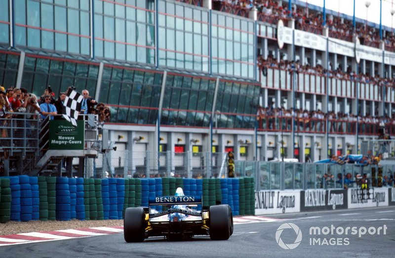 1995 法国大奖赛