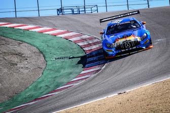 #175 Mercedes-AMG Team Sun Energy1 Racing by AKKA ASP Mercedes-AMG GT3: Maximilian Buhk, Tristan Vautier, Maro Engel