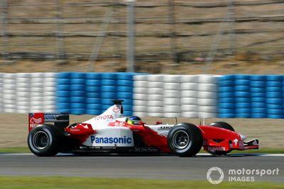 Jerez June testing