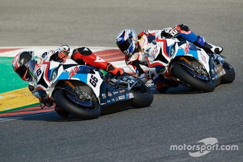 Tom Sykes, Markus Reiterberger, BMW Motorrad WorldSBK Team