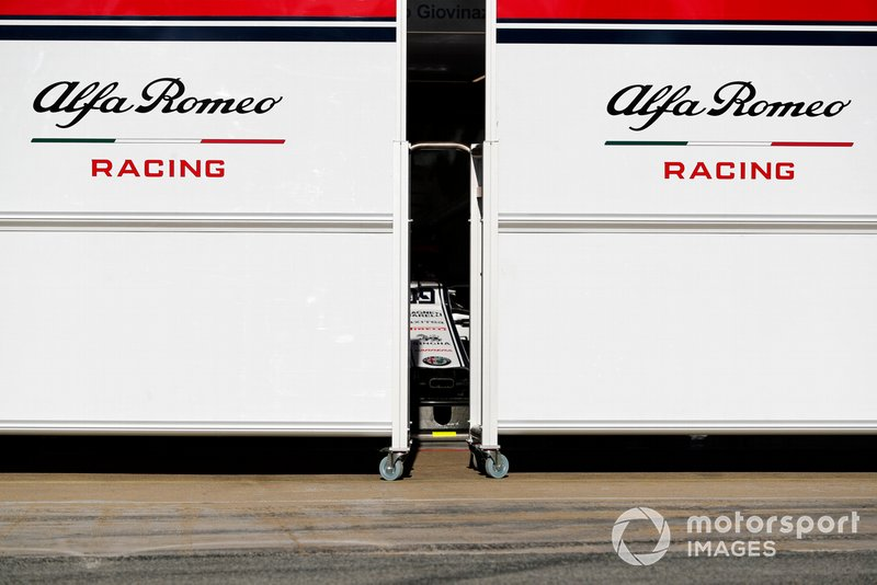 Garaje Alfa Romeo Racing