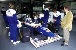Riccardo Patrese, Williams Renault FW18