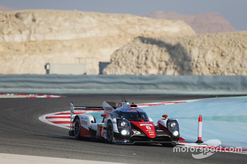 5. LMP1: #6 Toyota Racing, Toyota TS050 Hybrid: Stéphane Sarrazin, Mike Conway, Kamui Kobayashi