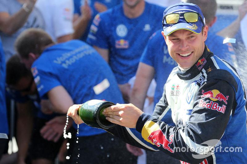 Sieger Andreas Mikkelsen, Volkswagen Motorsport