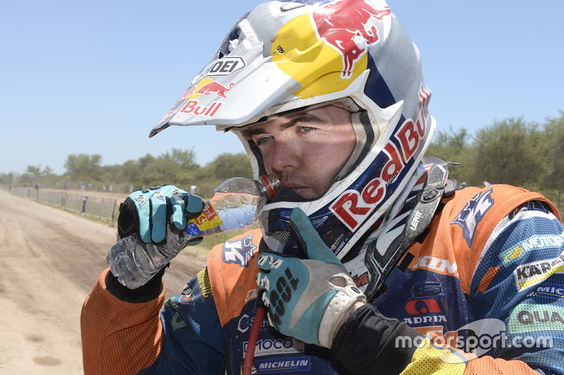 #16 Red Bull KTM Factory Team: Matthias Walkner