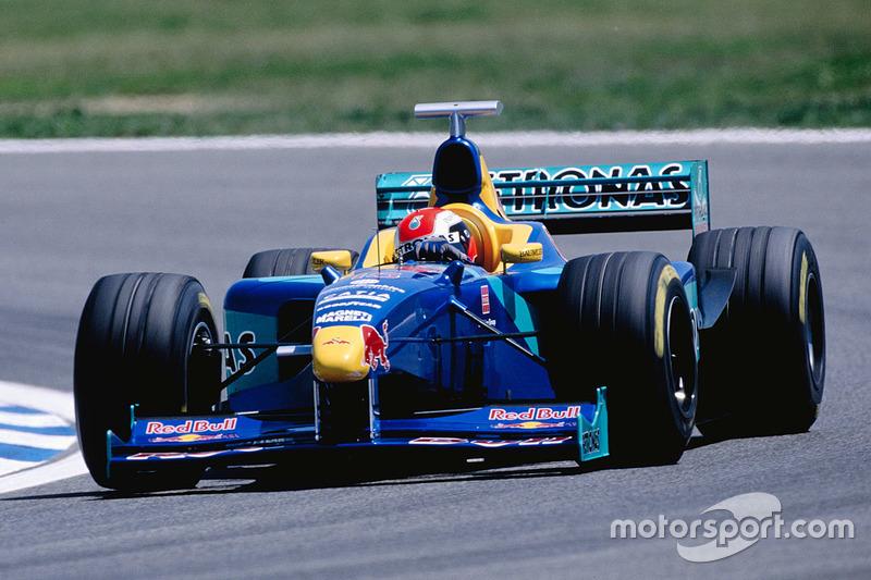 1998: Sauber-Petronas C17