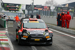 Алессандро Перико и Мауро Турати, Ford Fiesta RS WRC