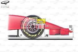 2014 Regulations governing FOM front camera/housing position