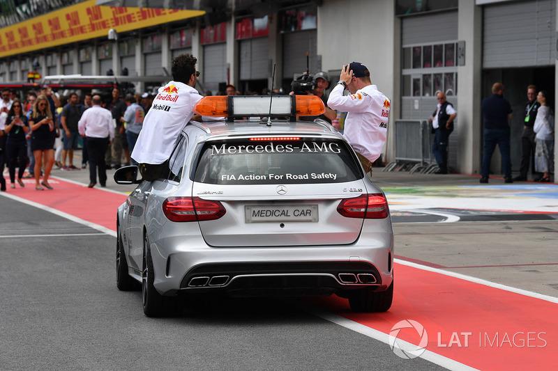 Макс Ферстаппен, Даніель Ріккардо, Red Bull Racing