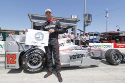 Володар поулу Вілл Пауер, Team Penske Chevrolet