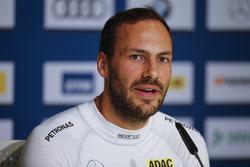 Conferenza stampa: Gary Paffett, Mercedes-AMG Team HWA, Mercedes-AMG C63 DTM