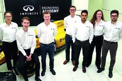 2016 INFINITI Engineering Academy winners