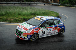 Tommaso Ciuffi, Peugeot 208 R2B
