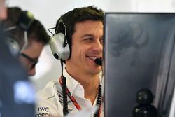 Toto Wolff, Mercedes AMG F1 W08 Director of Motorsport