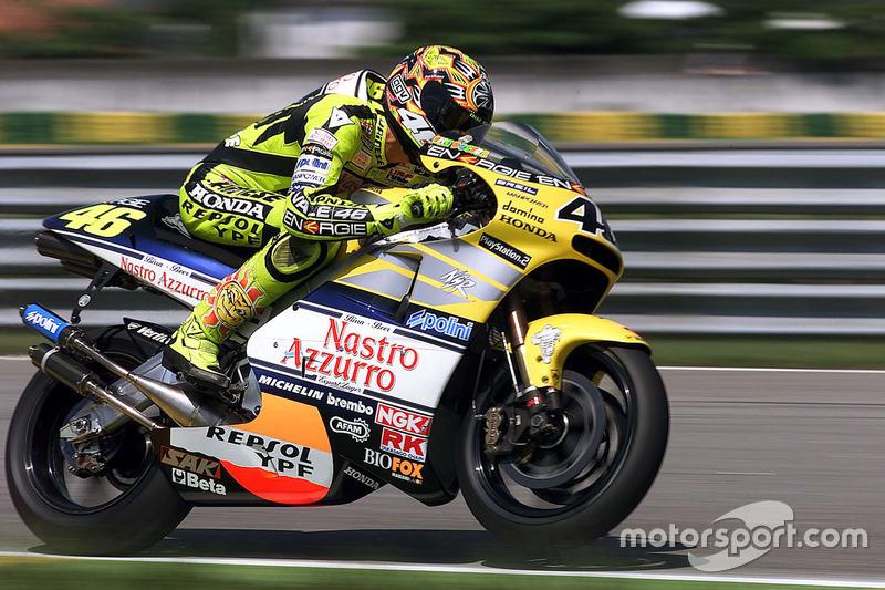2001 - Honda (500)