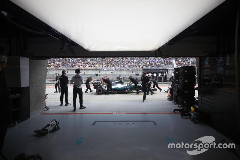 Валттері Боттас, Mercedes AMG