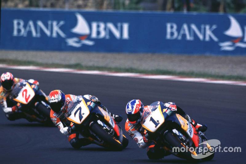 Repsol Honda Team, 1997 Honda NSR500