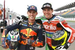 Pol und Aleix Espargaro, Aprilia Racing Team Gresini