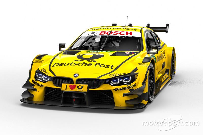 #16: Timo Glock, BMW Team RMG, BMW M4 DTM