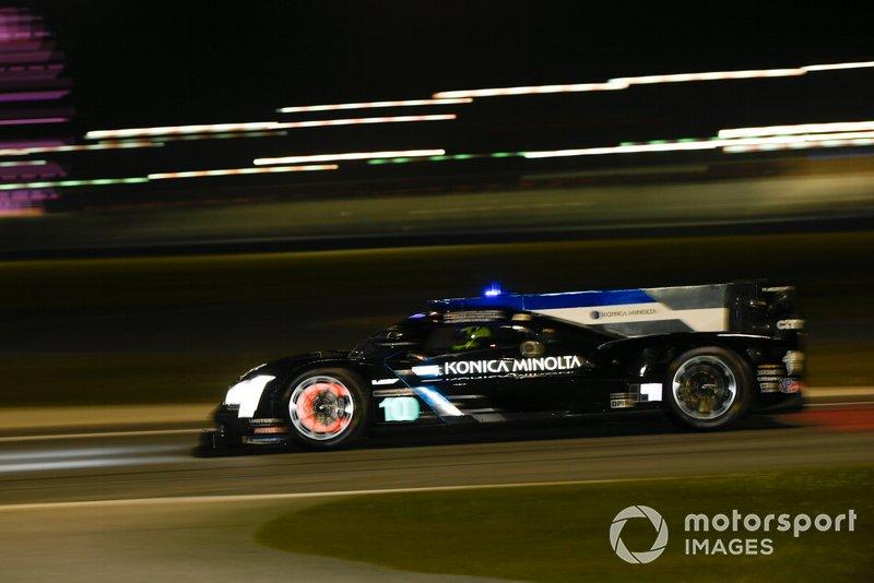 #10 Konica Minolta Cadillac DPi-V.R. Cadillac DPi, DPi: Renger Van Der Zande, Jordan Taylor, Fernando Alonso, Kamui Kobayashi