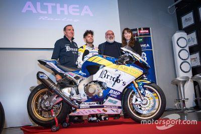 Althea Racing lansmanı
