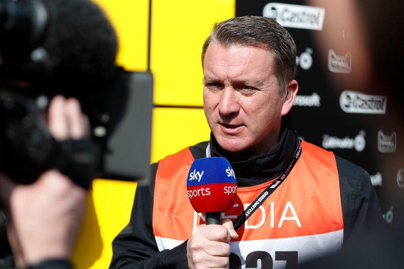 Craig Slater, Sky TV
