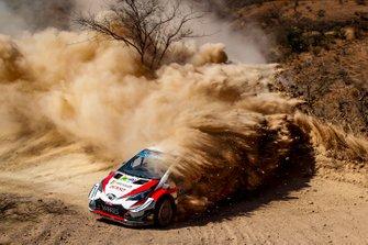Кріс Мік, Себастьян Маршалл, Toyota Gazoo Racing WRT, Toyota Yaris WRC