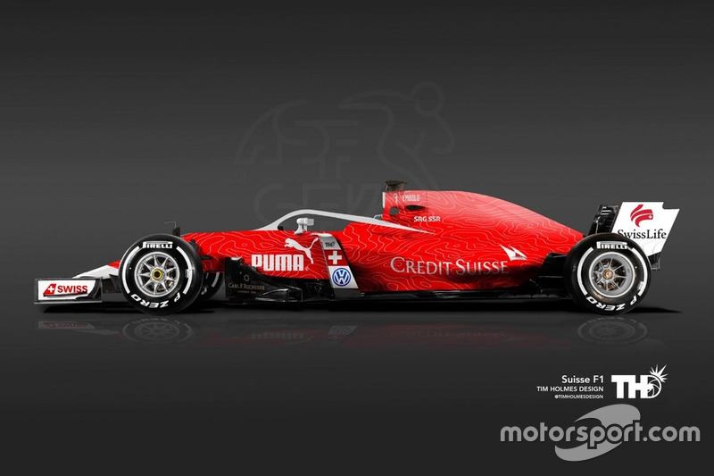 F1 Team Suiza