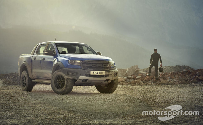 Ford Ranger Raptor 2018 року