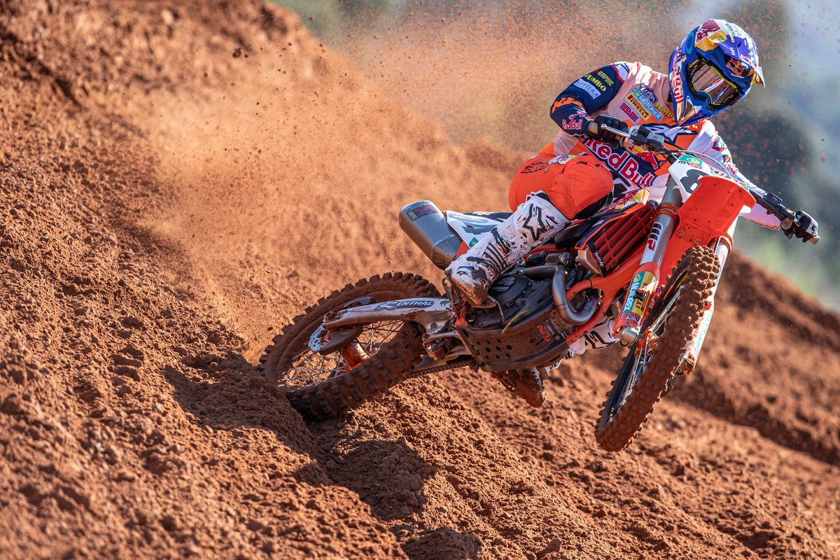 Jeffrey Herlings, Red Bull KTM Factory Racing.