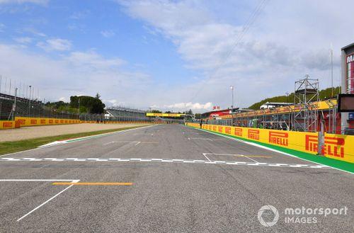 Liveblog - De derde vrije training voor de GP van Emilia-Romagna