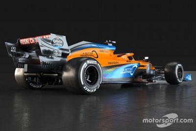 Presentación decoración McLaren