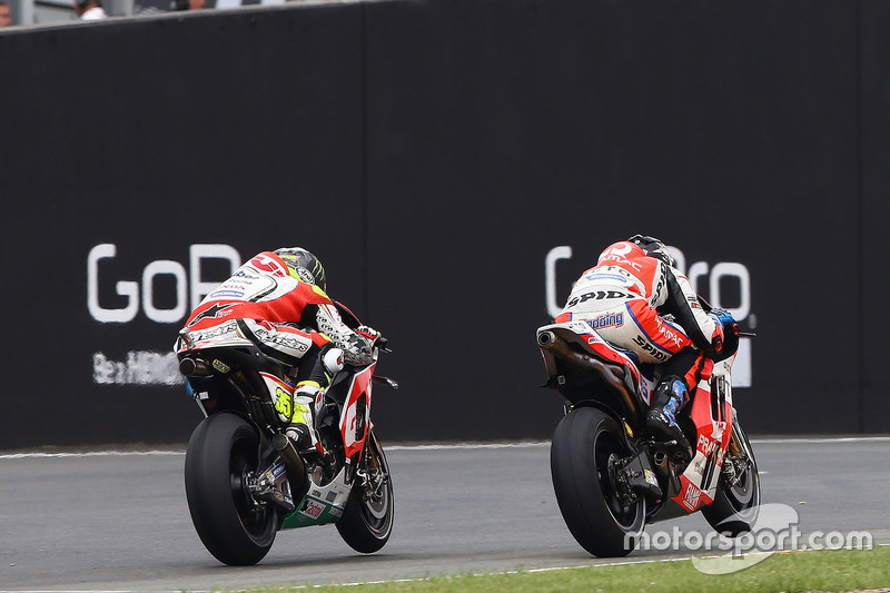 Scott Redding, Pramac Racing, Cal Crutchlow, Team LCR Honda