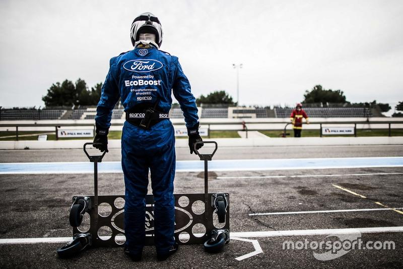 Mechaniker von #67 Ford Chip Ganassi Racing Team UK, Ford GT: Marino Franchitti, Andy Priaulx, Harry Tincknell