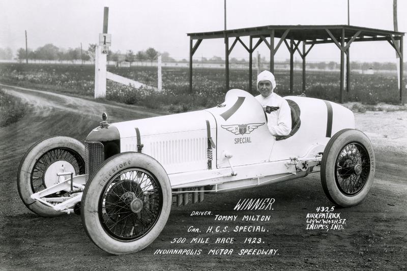 1923 - Tommy Milton, Miller