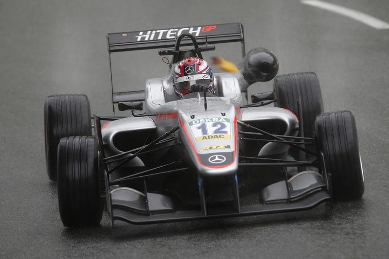 George Russell, HitechGP Dallara F312,– Mercedes-Benz