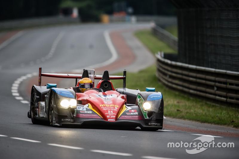 #34 Race Performance, Oreca 03R Judd: Nicolas Leutwiler, James Winslow, Shinji Nakano