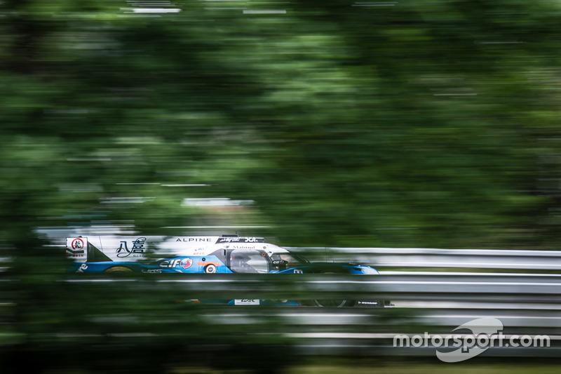 #35 Baxi DC Racing Alpine A460 Nissan: Девід Ченг, Хо-Пін Тунг, Нельсон Панчьятічі