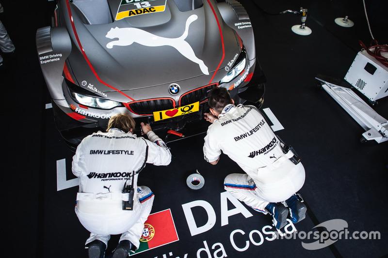 Meccanici di António Félix da Costa, BMW Team Schnitzer, BMW M4 DTM