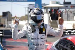 Pole position per Gary Paffett, Mercedes-AMG Team HWA