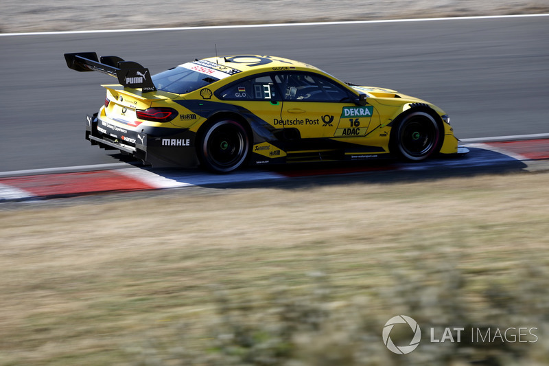 Timo Glock, BMW Team RMG, Zandvoort