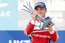 Podium : le deuxième, Felix Rosenqvist, Mahindra Racing