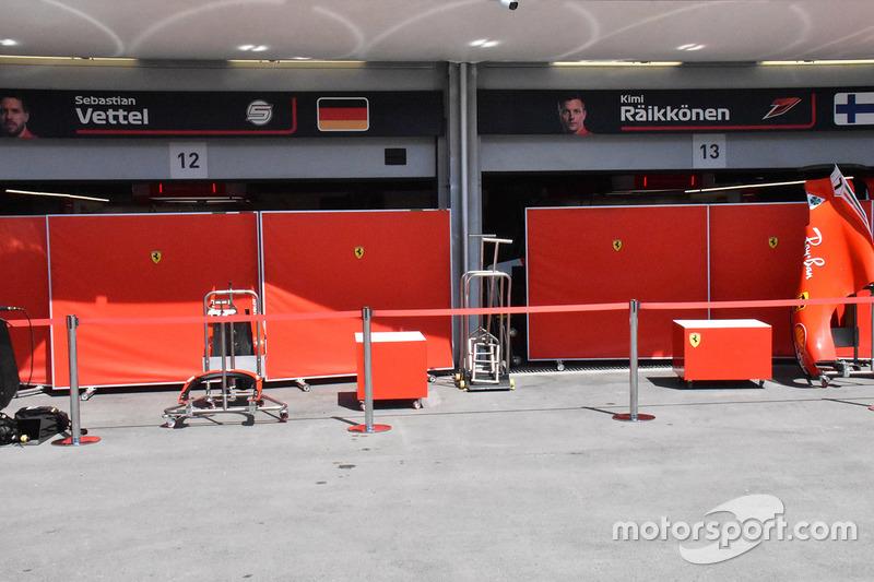 Garasi Ferrari