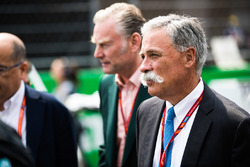 Sean Bratches, Managing Director of Commercial Operations, Formula One Group, Chase Carey, Chairman, Formula One