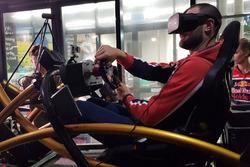 Shane van Gisbergen, Triple Eight Race Engineering puts the simulator to the test