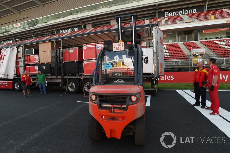 DHL entrega carga